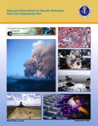 Disaster Observations NTO image