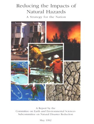 Reducing the Impacts of Natural Hazards - A Strategy for the Nation image