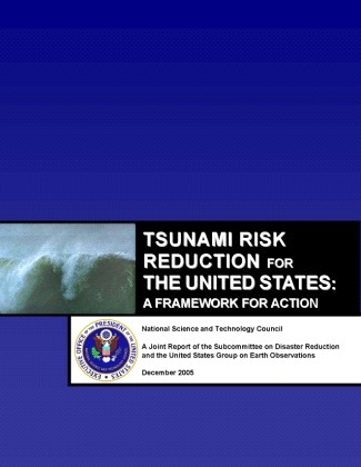 Tsunami Risk Reduction for the US - A Framework for Action image